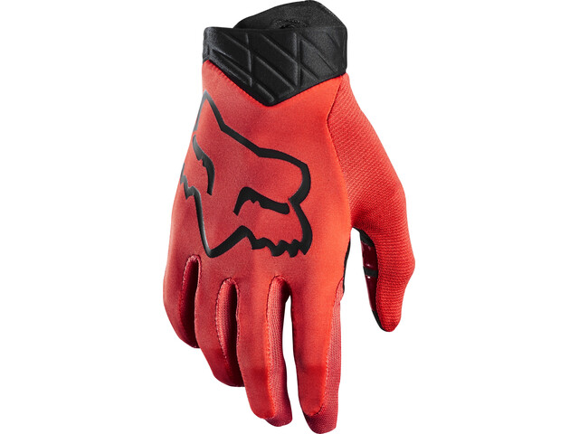 Fox Flexair Handschuhe Herren orange crush